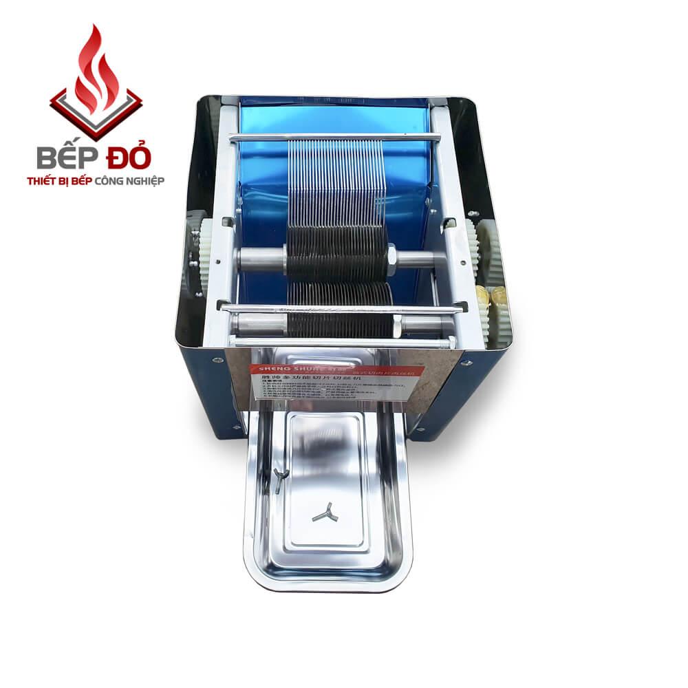 máy thái ss90 cấu tạo từ inox