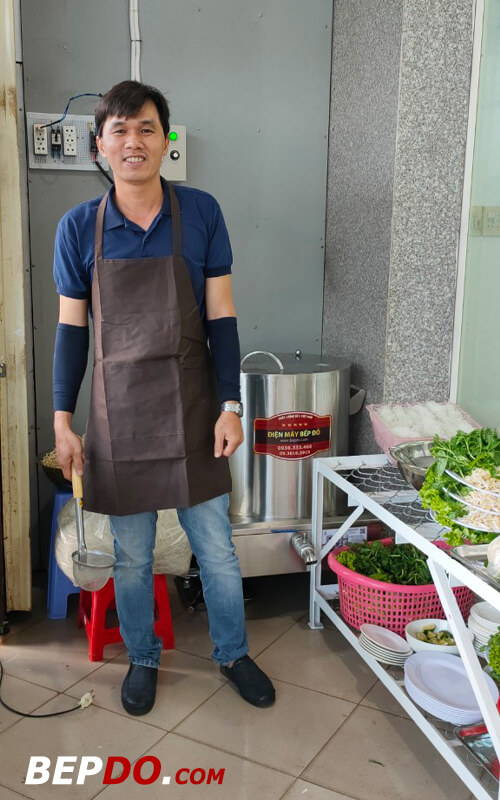 cung cấp nồi nấu bún phở điện tốt nhất tại lâm đồng