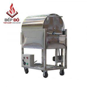 máy nướng chả quế bằng điện 1 khuôn bếp đỏ