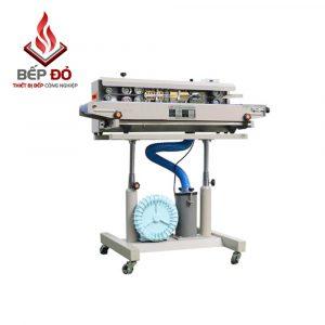 máy hàn miệng túi công nghiệp thổi khí in date RFD 1000