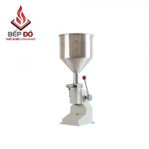 máy chiết rót dung dịch mini thủ công A03 Bếp Đỏ