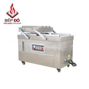 máy hút chân không công nghiệp DZQ 600 2 buồng Bếp Đỏ
