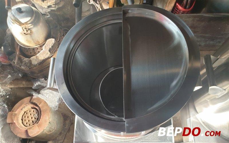 sản phẩm nồi phở inox 304 an toàn, bền đẹp