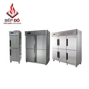 tủ cấp đông nhanh công nghiệp Việt Nam
