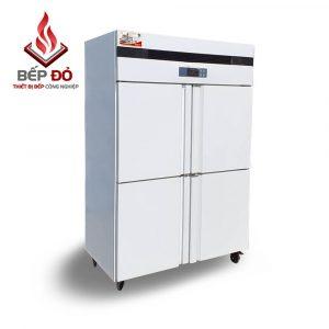 tủ đông lạnh 2 chế độ 4 cánh Bếp Đỏ